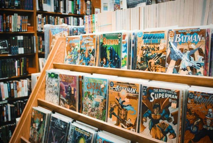 Top 5 Japanese Comics For Comic Lovers